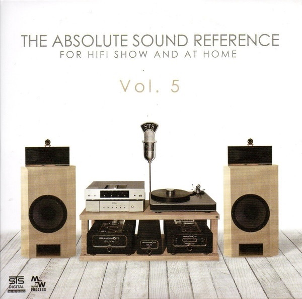 STS Digital - The Absolute Sound Reference Vol. 5