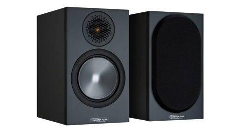 Denon RCD-N11 DAB + Monitor Audio Bronze 50