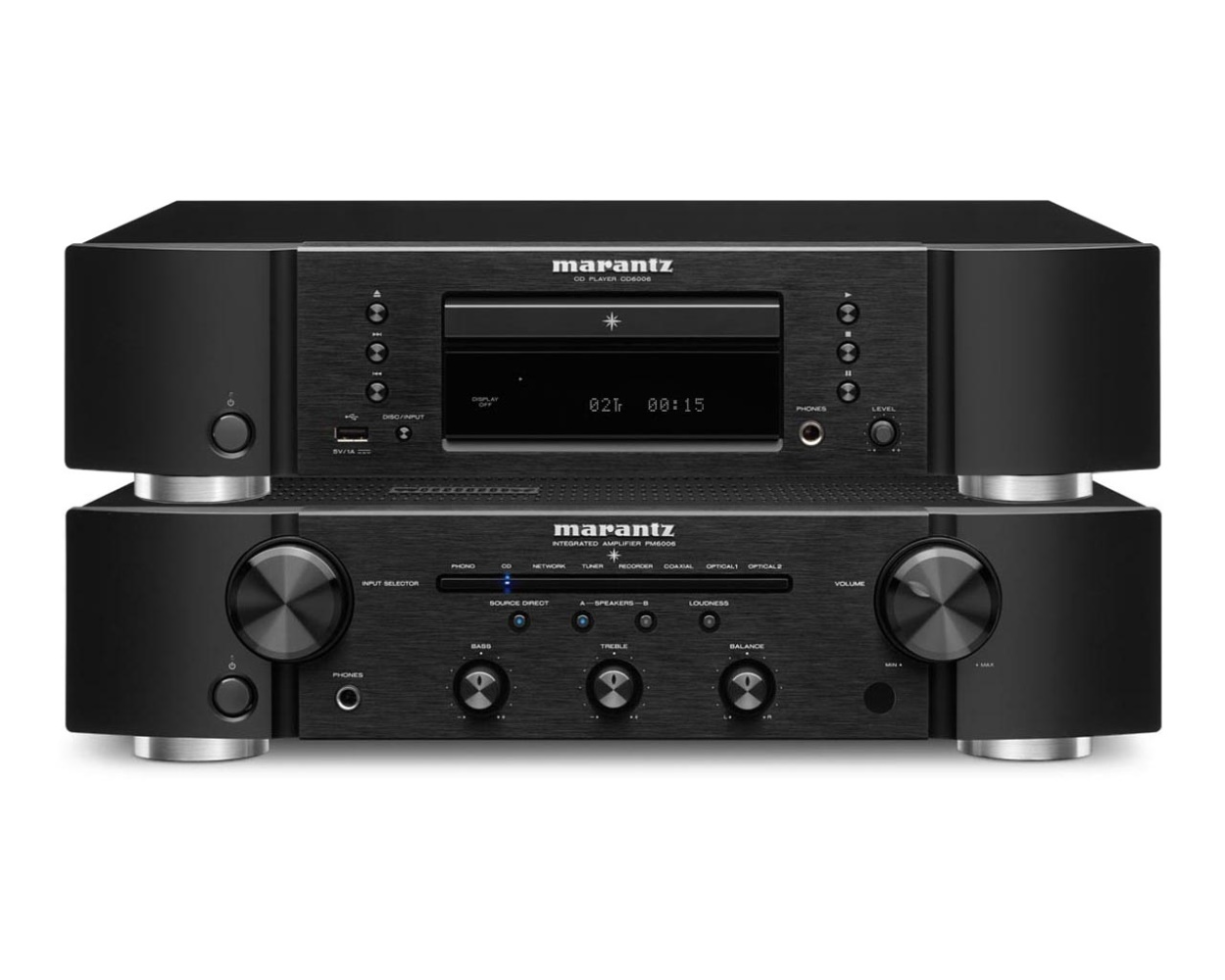Marantz PM6006 + CD6006