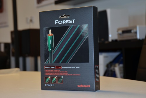 Audioquest Forest Digital Audio Coax