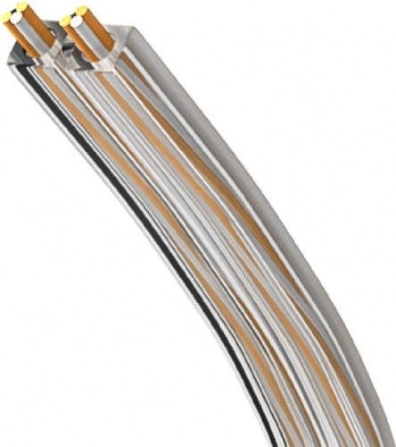 Eagle Cable Silverline LS transparent 2 x 4mm