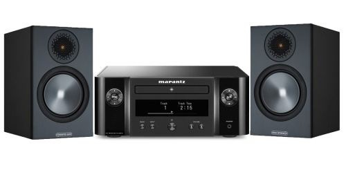 Marantz M-CR612 Melody X + Monitor Audio Bronze 50 + ZDARMA 2x 2m AQ AT 250 T 2x 2,5mm