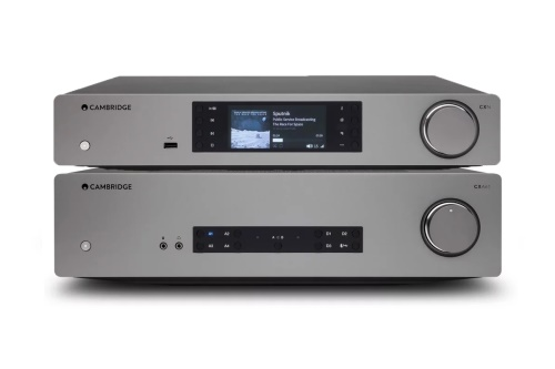 Cambridge Audio CXA 61 + CXN v2