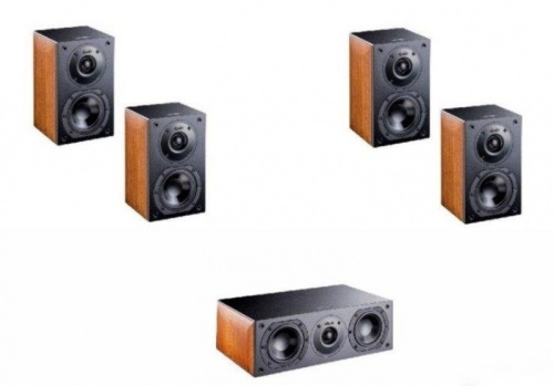 INDIANA LINE NOTA X HOME CINEMA SET 5.0 SMALL