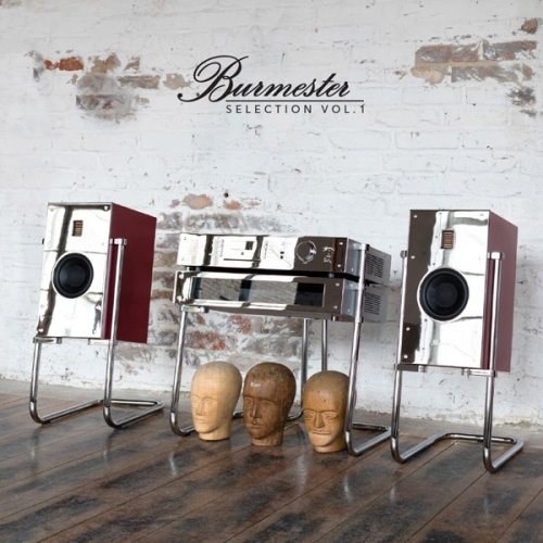 CD Various - Burmester:Selection Vol.1